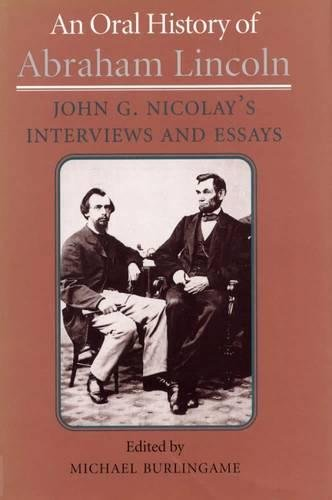 abraham lincoln essay 8 Essay about abraham lincoln: known for winning the civil war, fighting for the freedom of black people and delivering the gettysburg address, lincoln is studied in this essay.