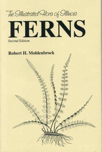 9780809322558: Ferns (Illustrated Flora of Illinois)
