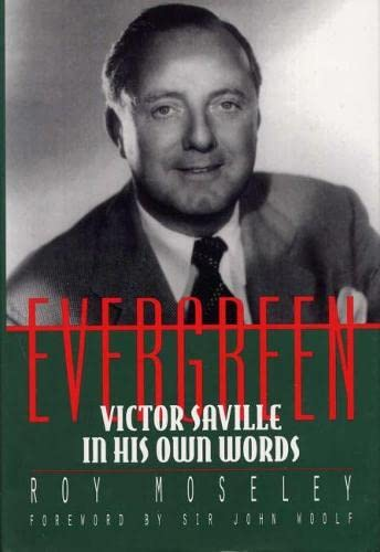 9780809323159: Evergreen: Victor Saville in His Own Words