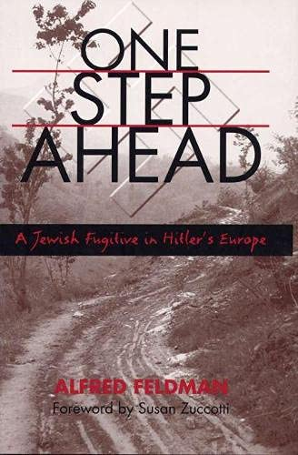 9780809324118: One Step Ahead: A Jewish Fugitive in Hitler's Europe
