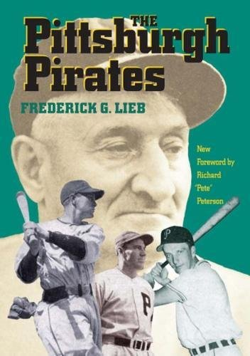 9780809324927: The Pittsburgh Pirates (Writing Baseball)