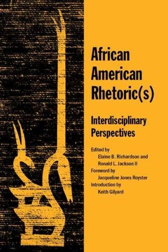 9780809325658: African American Rhetoric(s): Interdisciplinary Perspectives