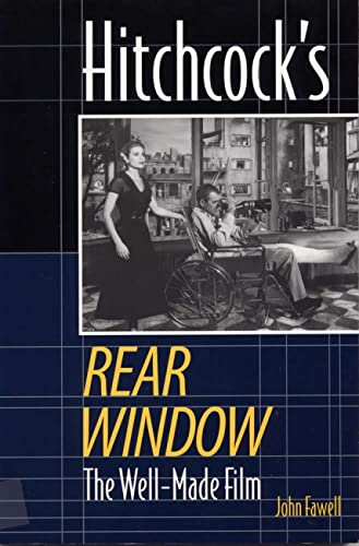 9780809326068: Hitchcock's Rear Window: The Well-Made Film