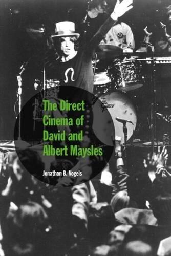 9780809326433: The Direct Cinema of David and Albert Maysles