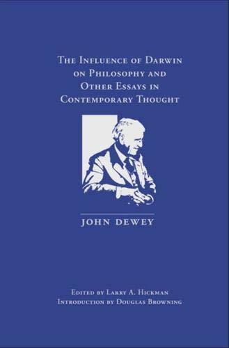 9780809327003: The Influence of Darwin on Philosophy and Other Essays in Contemporary Thought