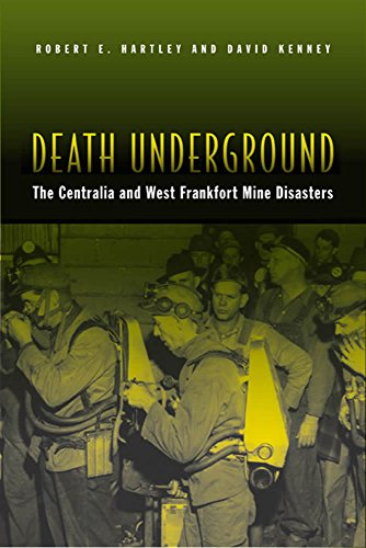9780809327065: Death Underground: The Centralia and West Frankfort Mine Disasters