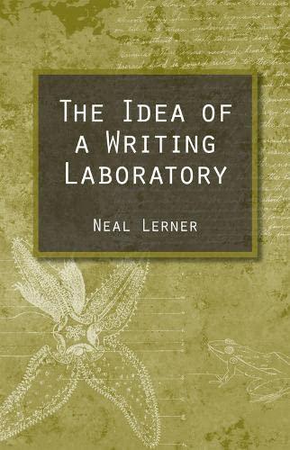 9780809329144: The Idea of a Writing Laboratory