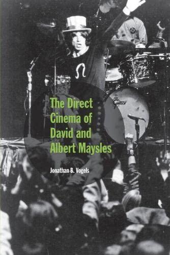 9780809330096: The Direct Cinema of David and Albert Maysles