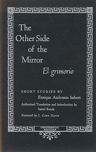 The Other Side of the Mirror: El: Imbert, Enrique Anderson