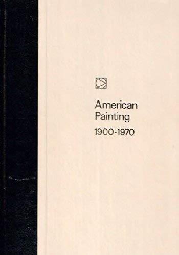9780809402281: Modern American Painting:  1900-1970