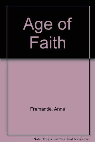 9780809403202: Age of Faith