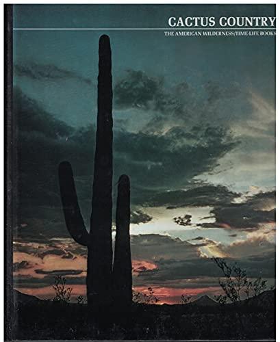 9780809411672: Le Pays des cactus (Les Grandes étendues sauvages)