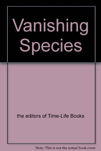 9780809416318: Vanishing Species