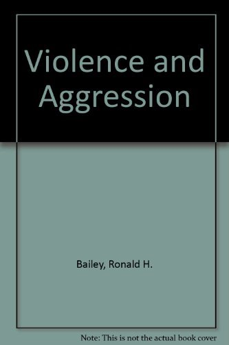 9780809419500: Violence and Aggression