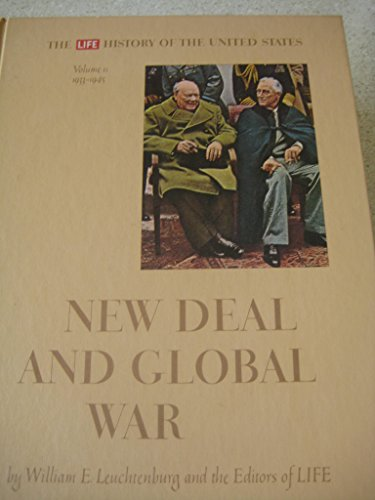 9780809420926: New Deal and Global War