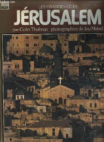 Jerusalem: Colin Thubron