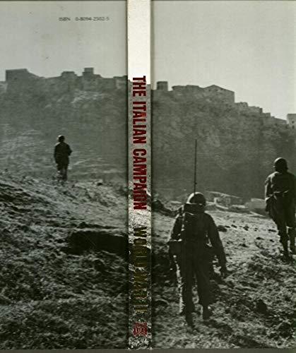 The Italian campaign (World War II): Wallace, Robert