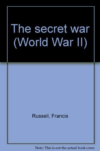 9780809425488: The secret war (World War II)
