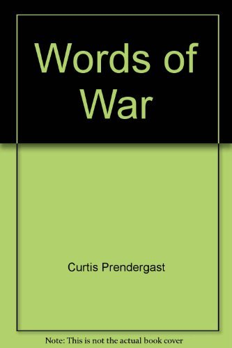 Words of War (Time-Life Encyclopedia of Gardening): Carlson Ph.D., Richard; Carlson, Richard