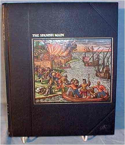 9780809427215: The Spanish Main (The Seafarers)
