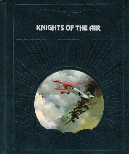 9780809432516: Knights of the Air (The Epic of flight)