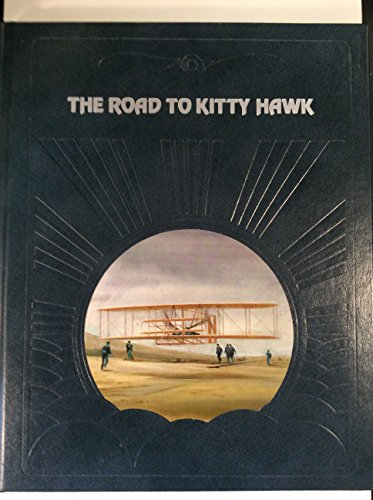 9780809432608: The Road to Kitty Hawk (Epic of Flight)