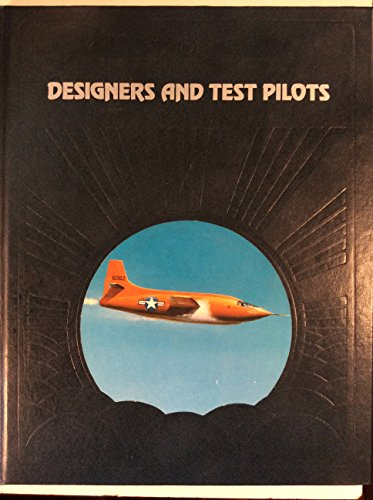 9780809433162: Designers and Test Pilots (Epic of Flight)