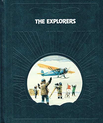 9780809433667: The Explorers (Epic of Flight)