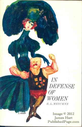 9780809437221: In defense of women (Time reading program special edition)