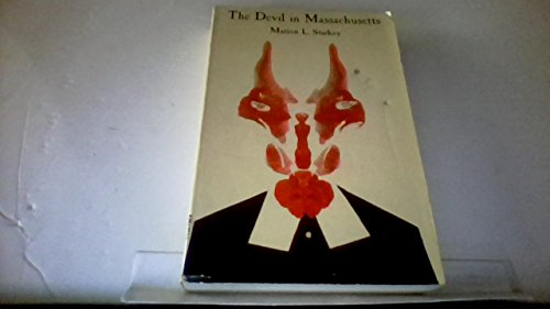 9780809437405: The devil in Massachusetts: A modern inquiry into the Salem Witch trials (Time reading program special edition)