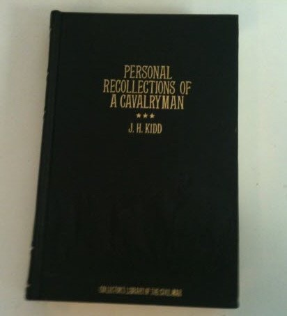 9780809442911: Personal Recollections of a Cavalryman (Collector's Library of the Civil War)