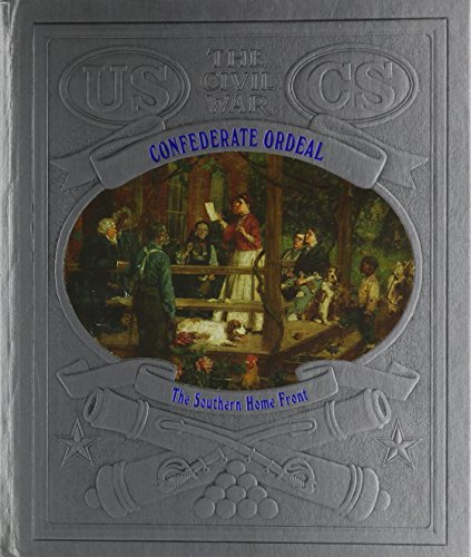 9780809447282: Confederate Ordeal: The Southern Home Front : The Civil War
