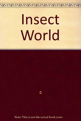 9780809448425: Insect World
