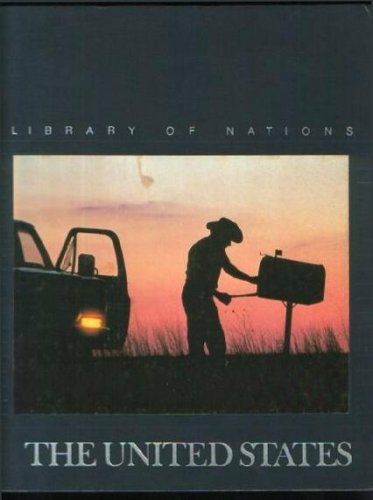 9780809451128: The United States (Library of nations)