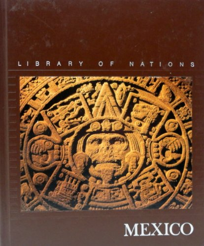 9780809451289: Mexico (Library of Nations)