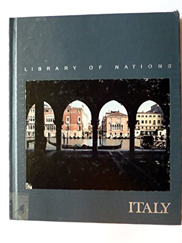 9780809451562: Italy (Library of nations)