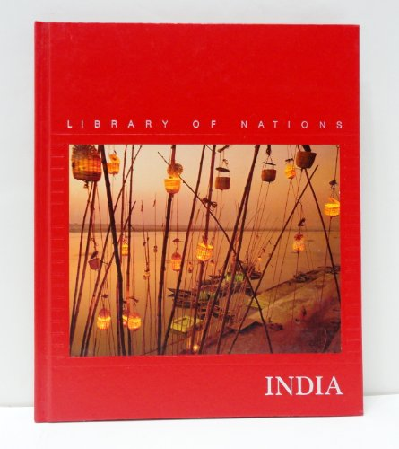 9780809451722: India (Library of nations)