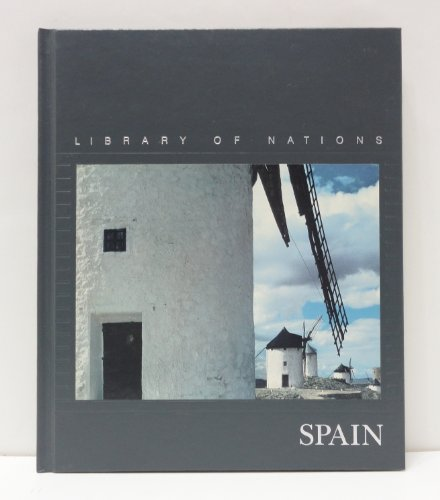 9780809451814: Spain (Library of Nations)
