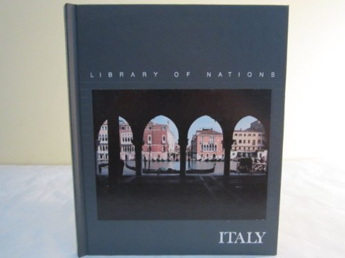 9780809453115: Italy (Library of Nations)