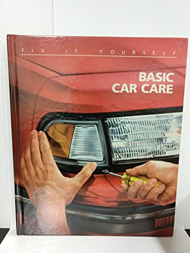 9780809462247: Basic Car Care (Fix-It-Yourself)