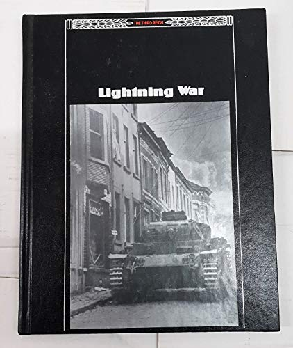 Lightning War (The Third Reich) (0809469707) by Time-Life Books