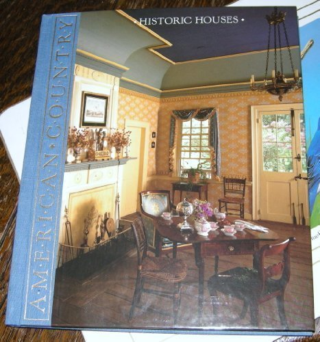 9780809470662: Historic Houses (American Country)