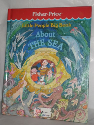 Little people big book about the sea