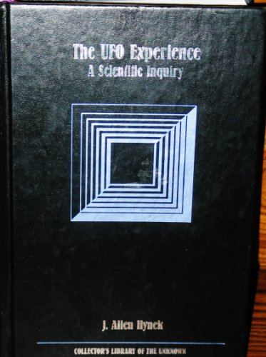 9780809480548: The Ufo Experience: A Scientific Inquiry (COLLECTOR'S LIBRARY OF THE UNKNOWN)