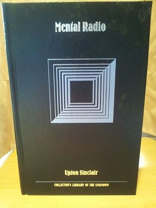 9780809480913: Mental Radio (COLLECTOR'S LIBRARY OF THE UNKNOWN)