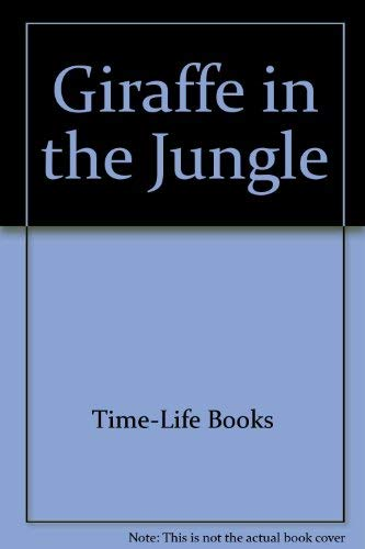Giraffe in the Jungle, hand puppet pops out of every page!: Trotter, Stuart, ill.,