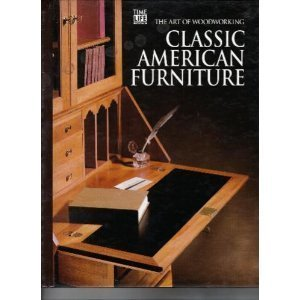 9780809495429: Classic American Furniture (Art of Woodworking S.)