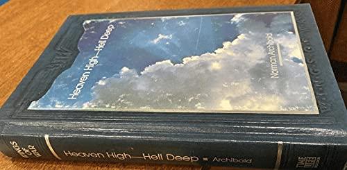 9780809496167: Heaven High, Hell Deep, 1917-1918 (Wings of War)