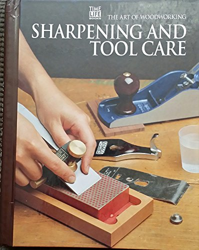 9780809499335: Sharpening and Tool Care (Art of Woodworking)
