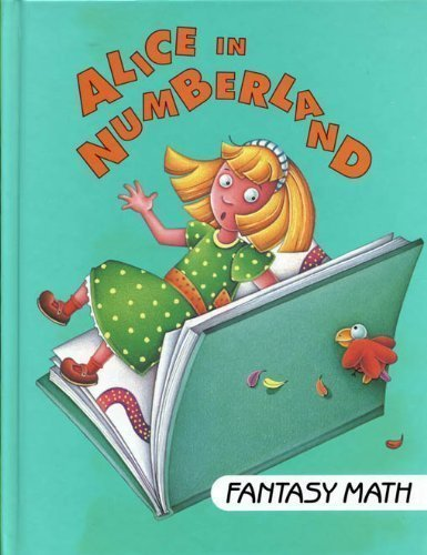 9780809499786: Alice in Numberland (I Love Math/Fantasy Math)